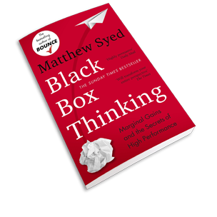 Matthew Syed Black Box Thinking