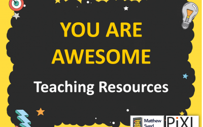 You Are Awesome Learning Resources