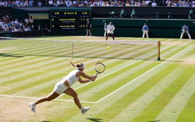 Game. Set. Match. Mindset Advantage: Wimbledon and Growth Mindset
