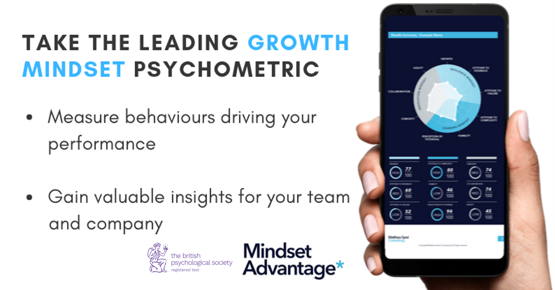 Mindset Advantage Now Officially Registered with The British Psychological Society (BPS)
