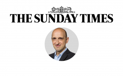 Matthew Syed Sunday Times Articles