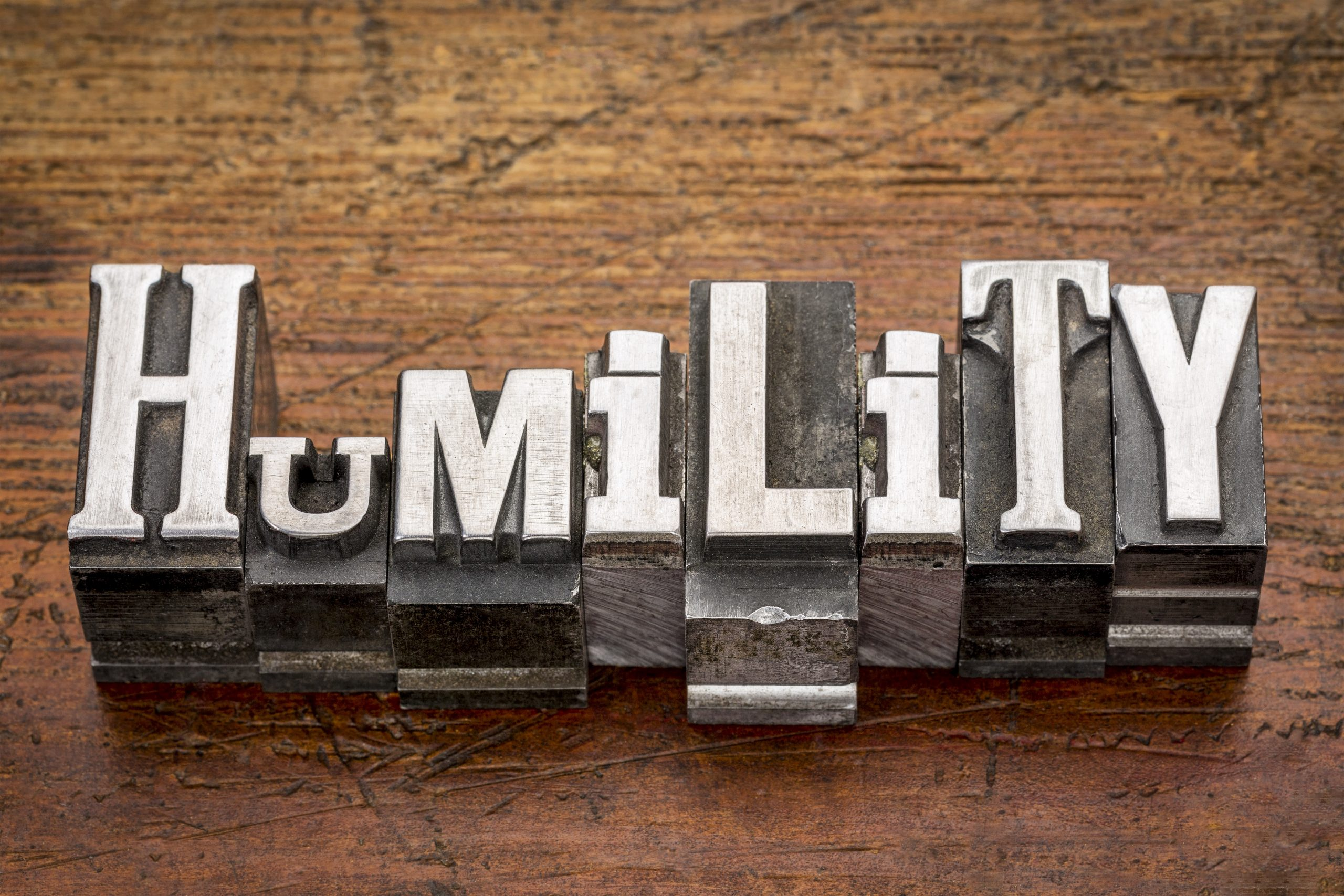 How humility can help leaders weather the storm
