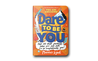 Why Dare To Be You and You Are Awesome are such important books